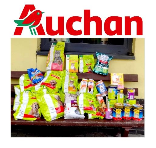 Dziękujemy Auchan!