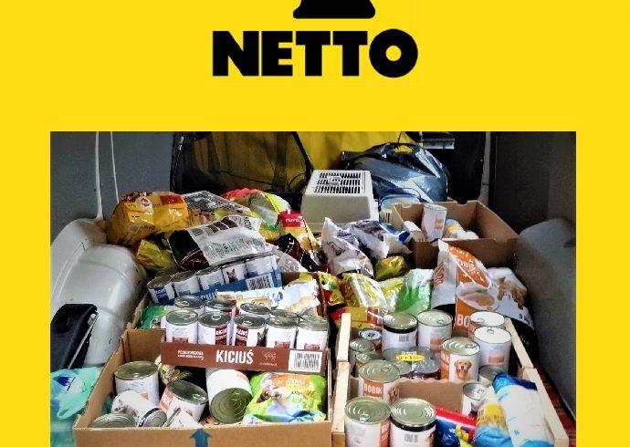 Dziękujemy Netto!